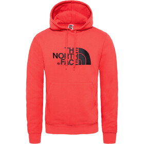 The North Face Drew Peak Pullover Capuchon Trui Heren, salsa red